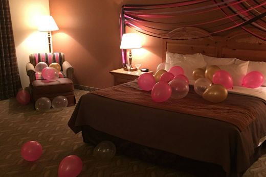 Simple Room Decoration Ideas for Anniversary Unique Surprise Birthday Hotel Decor for My Best Friend