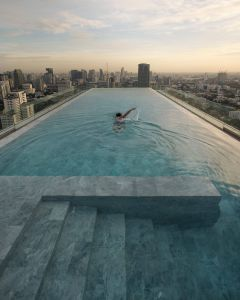 Sky Pool Fresh Around the World In Five Hotels