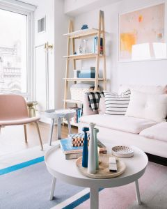 Small Living Room Luxury Millennial Pink Decorating Ideas From My Living Room