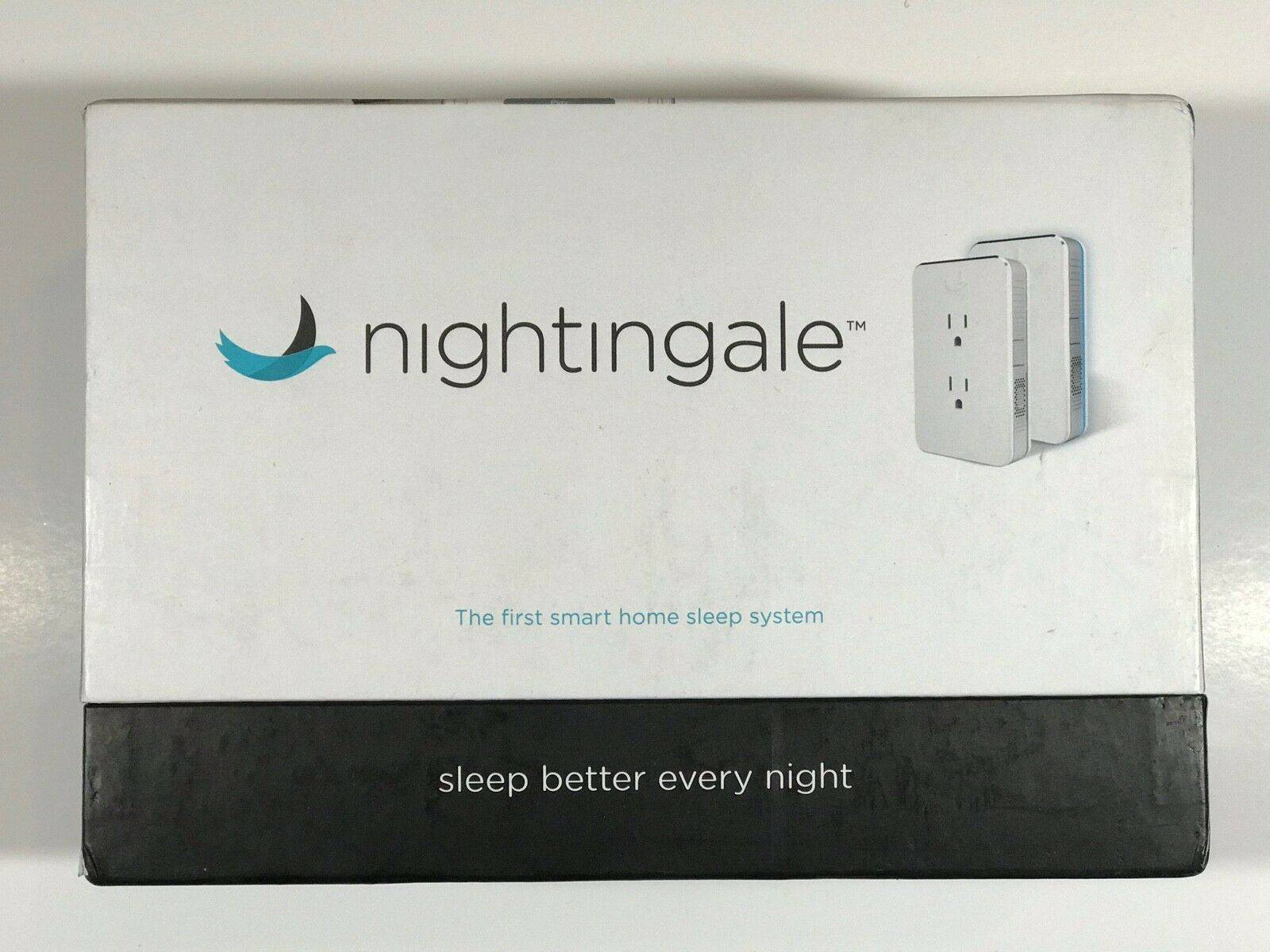 Smart Home Ideas Fresh Nightingale Smart Home Sleep System 2 Pc Smart Home