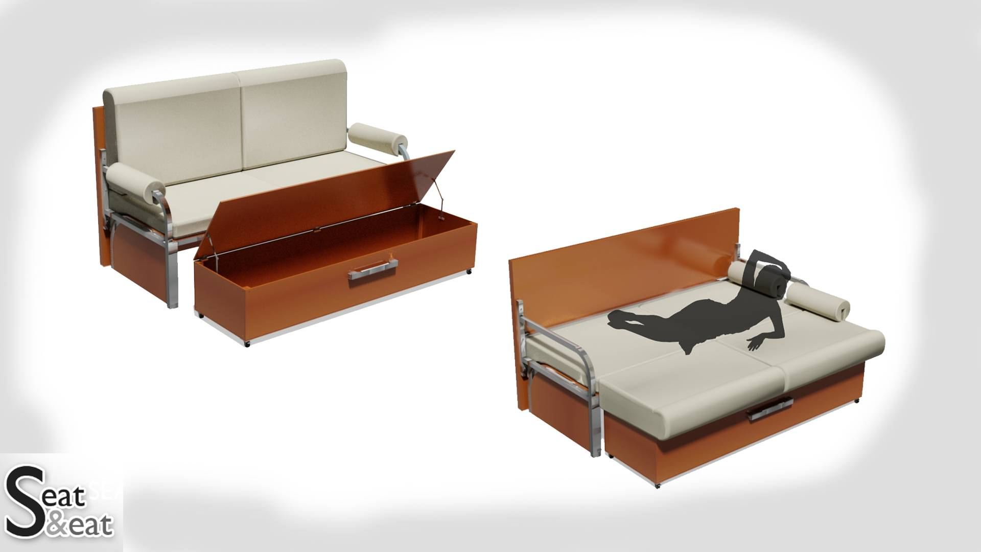 Space Saving Beds Inspirational the Multifunctional Seating