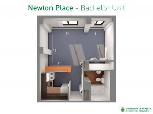 Studio Apartment Floor Plans Fresh Floorplan with Dimensions for Bachelor Units In Newton Place