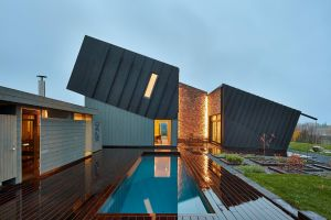 Sustainable Homes Luxury New Eco Homes In Pictures