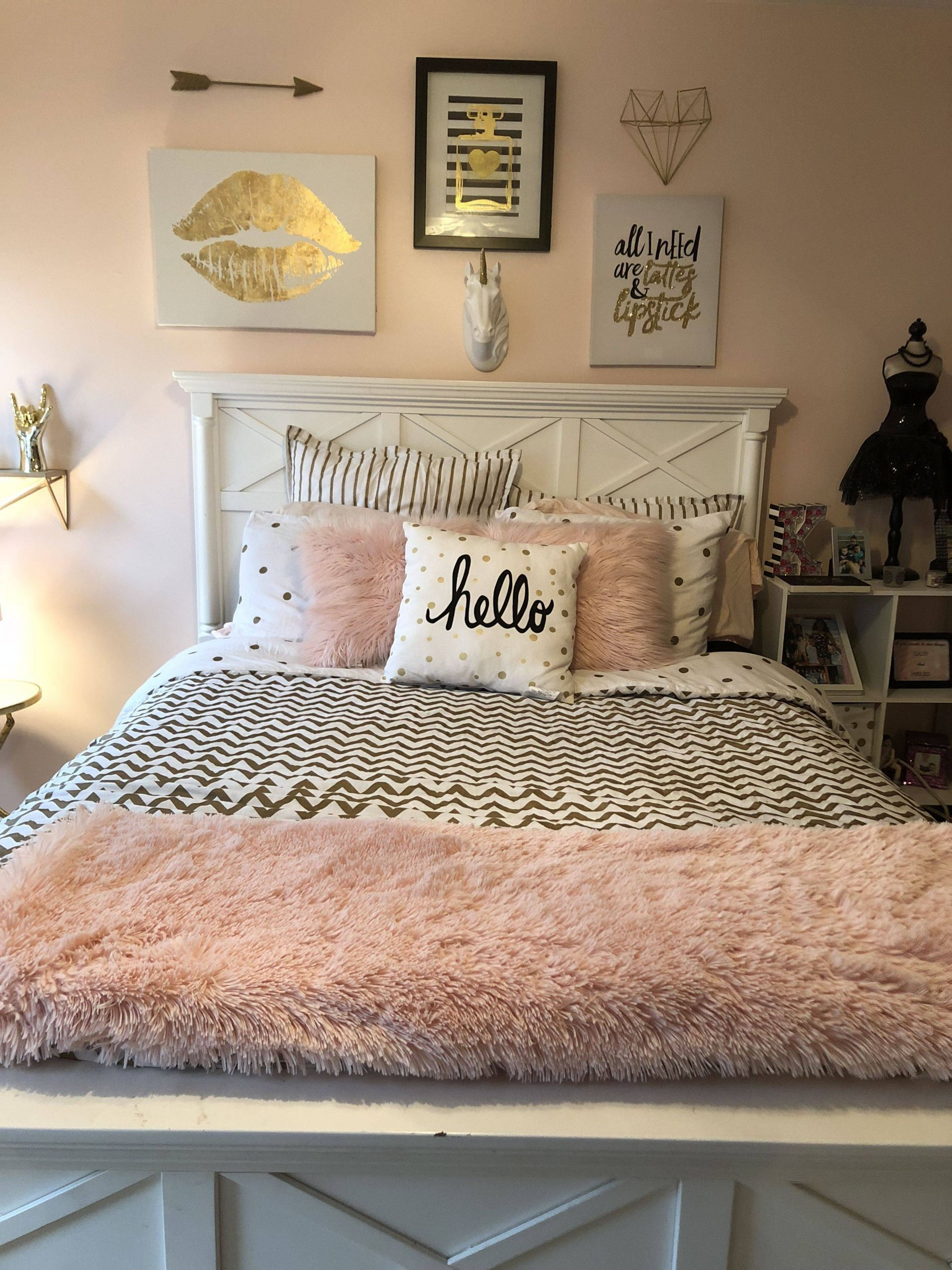 Teen Girl Bedroom Decor Elegant Pin On New House