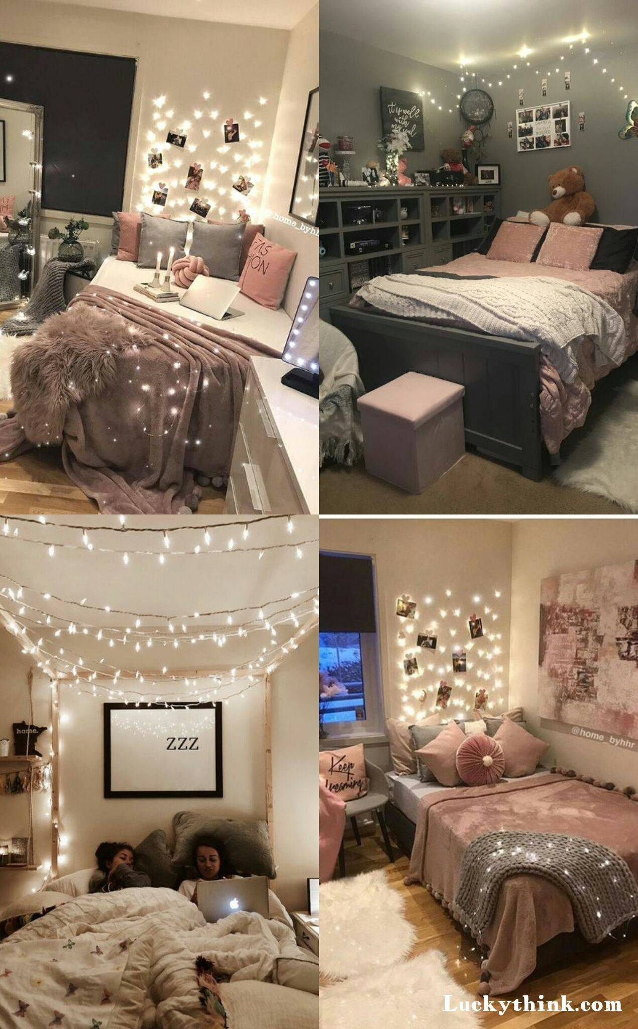 Teenage Girl Room Ideas for Small Rooms Inspirational Pin On Decor