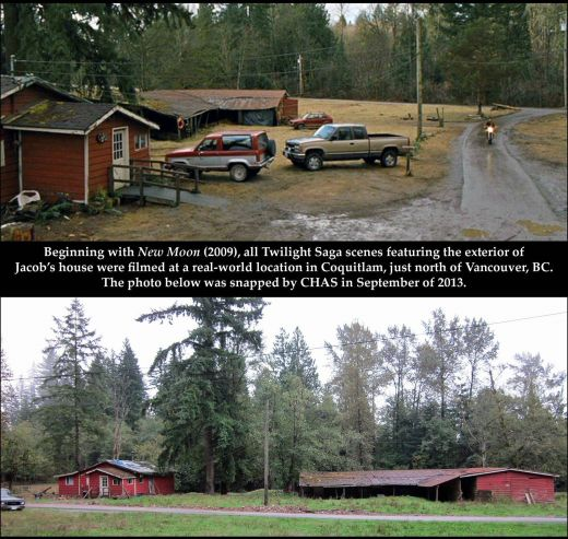 Twilight House Beautiful Jacob Black S Home