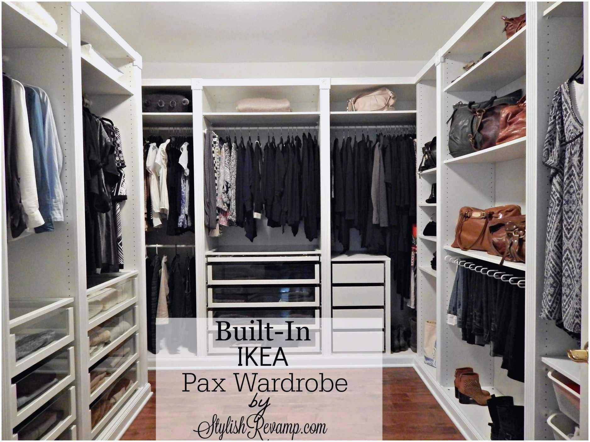 Walk In Closet Furniture Beautiful 40 New Ikea Pax Closet
