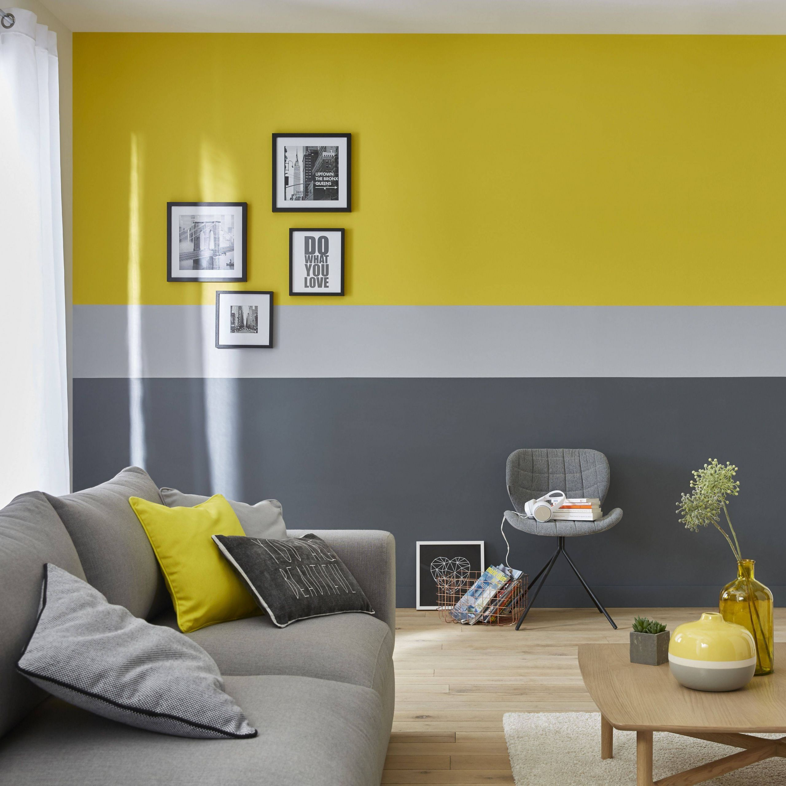 Wall Designs for Living Room Fresh New Collage Wall In 2020 Awesome Geometric Accent Wall Trend