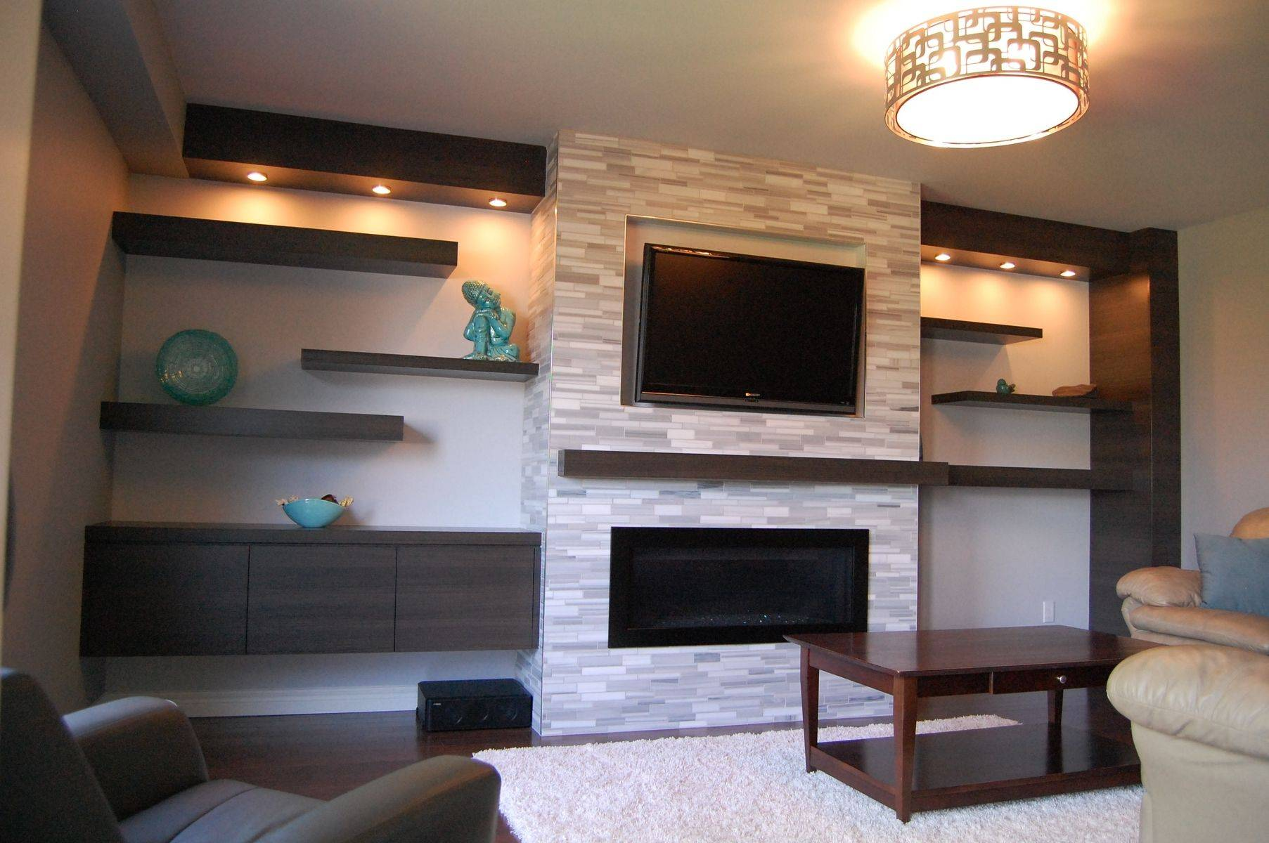 Wall Unit Designs Beautiful Custom Modern Wall Unit Made Pletely From A Printed