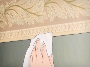 Wallpaper Vs Paint Best Of How to Hang Border Wallpaper with Wikihow