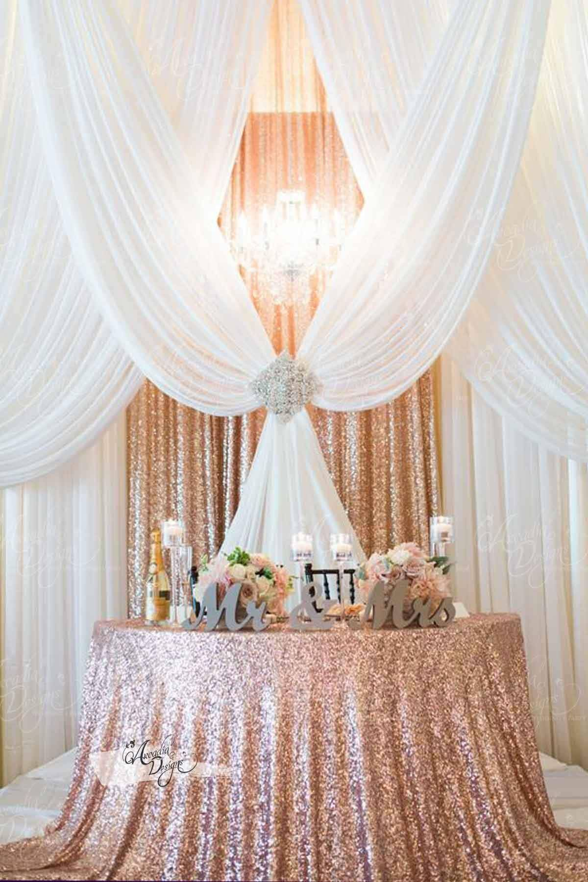 Wedding Curtain Decoration Lovely Pin On Products